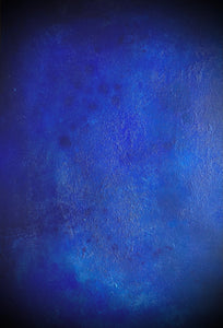 'Paris' Hand-painted Photography background - Inky Blues
