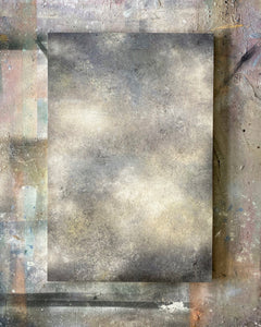'Mottled Matt' Hand-painted Photography Background Board - Greys-Background Board-Sophie-60x60cm-Woodrow Studios Food Photography Background