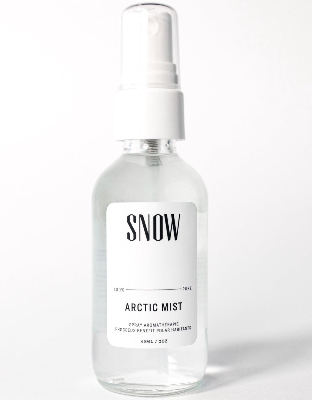Arctic Mist Essential Oil Spray
