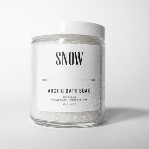 Arctic Bath Soak