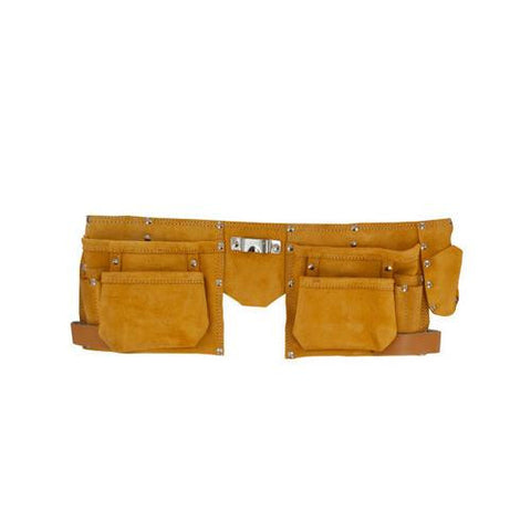 Heavy Duty Suede/Leather Tool Belt ( Case of 4 )