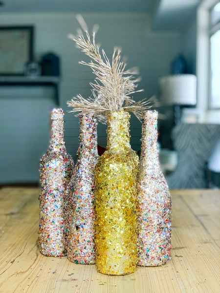 The Easiest DIY for New Year's Eve!