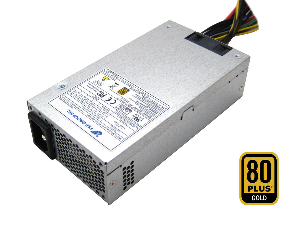400W Flex ATX 1U power supply with Industrial build quality and performance