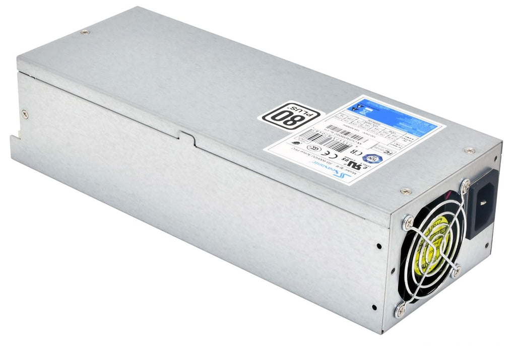 "SS-600H2U 600W 2U ATX power supply for 19"" rackmount server"
