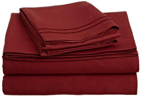 Clara Clark 1500 Series 2pc Pillow Cases