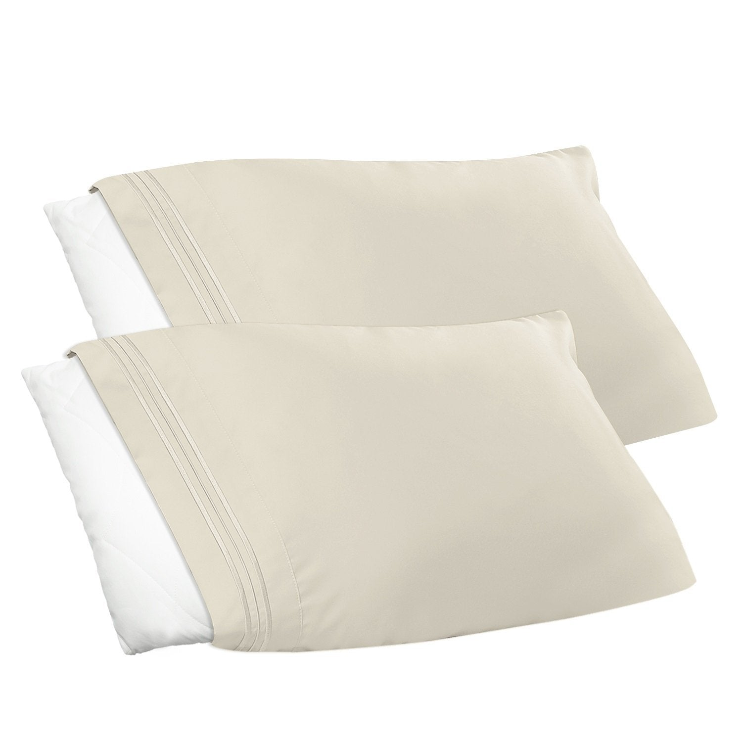 Nestl 1800 Series Premier 2pc Pillow Cases