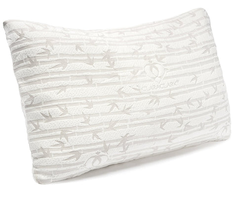 Memory Foam Pillow Rayon From Bamboo