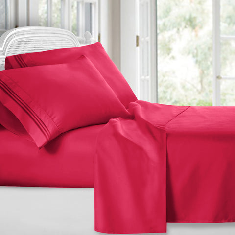 Bed Sheets – Cozy Array