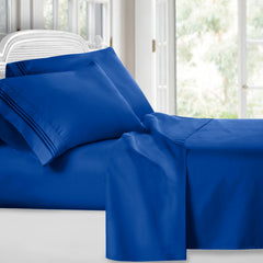 Unique Colors Deep Pocket Bed Sheet Set
