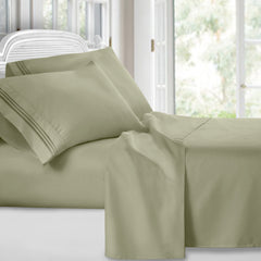 Deep Pocket Bed Sheet Set