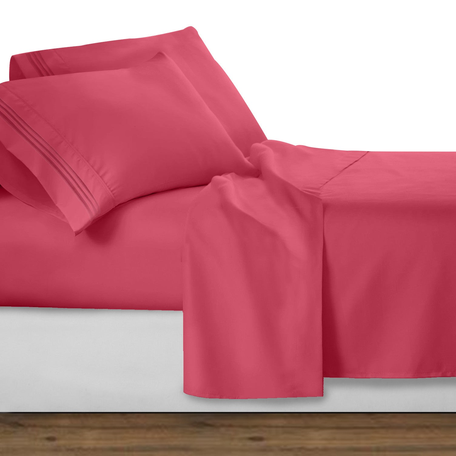 Bright Spring Colors Deep Pocket Bed Sheet Set – Cozy Array