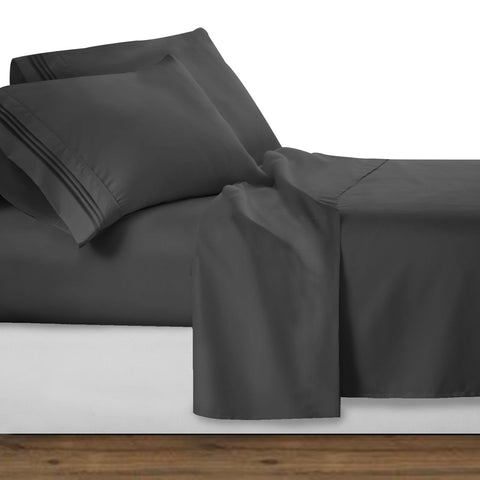 Clara Clark 1800 Series Premier Deep Pocket Bed Sheet Set