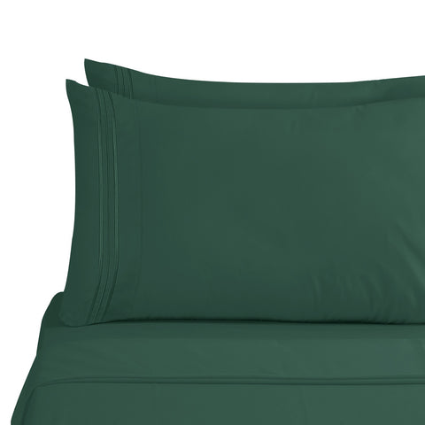 Nestl Unique Colors 1800 Series Premier 2pc Pillow Cases