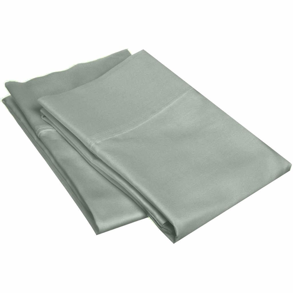 100% Egyptian Cotton 400 Thread Count Pillowcases - Set of two Pillowcases