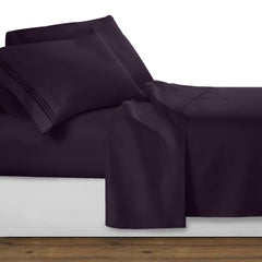RV Short Queen 1800 Series Bed Sheet Set