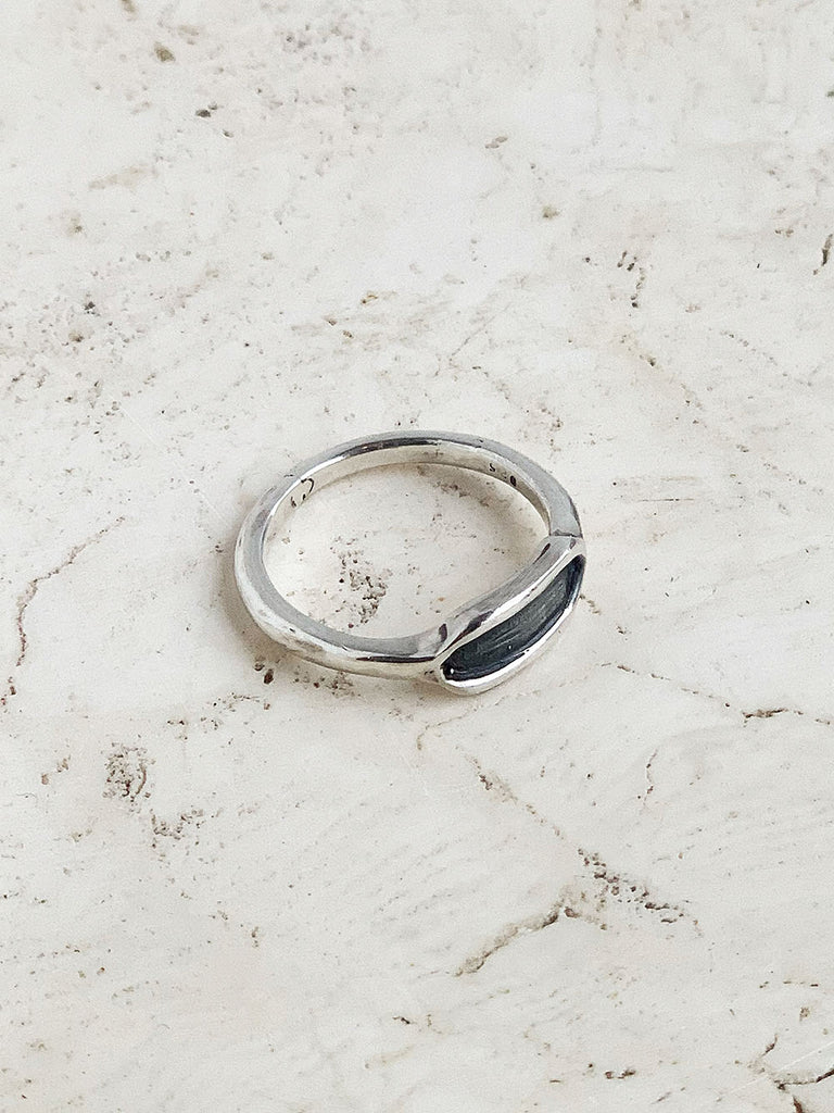 Simple Patina Ring