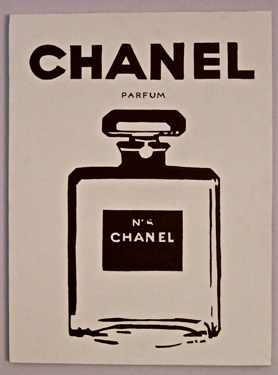 Very early Chanel No5 advert