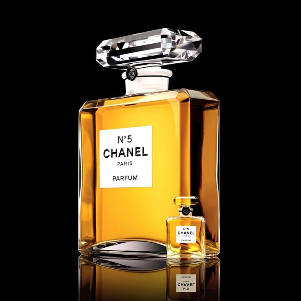 Modern Chanel No5 Bottle