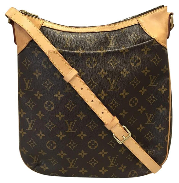 Odeon Mm Monogram. Discontinued Size!!!! Cross Body Bag