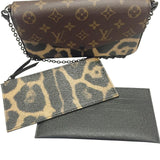 Limited Edition Felicie Monogram- Brand New Cross Body Bag