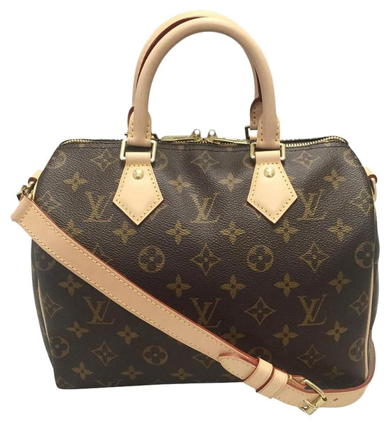 Speedy 25 Bandouliere Monogram. 2016 Cross Body Bag