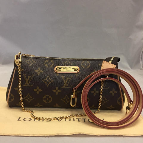 Eva Monogram Cross Body Bag