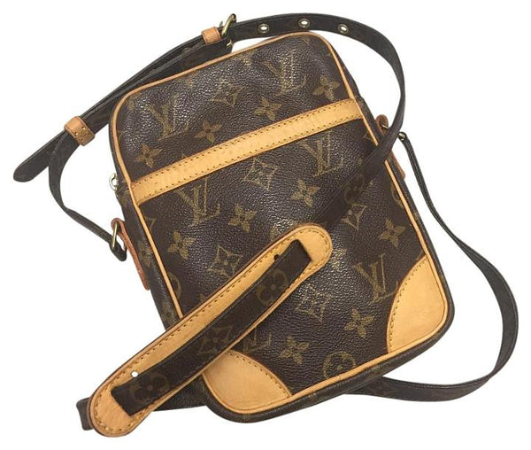 Danube Monogram Cross Body Bag