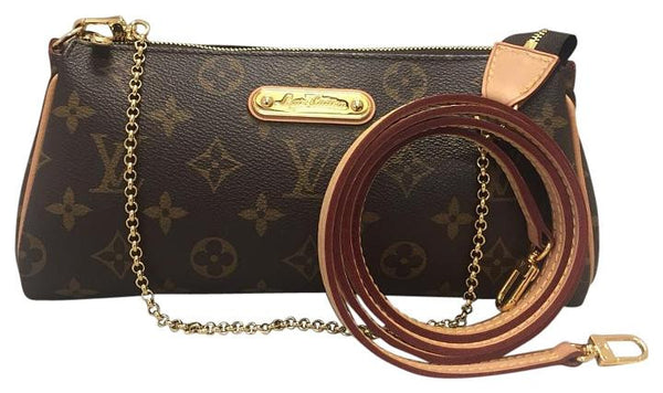 Eva Monogram With Strap Cross Body Bag
