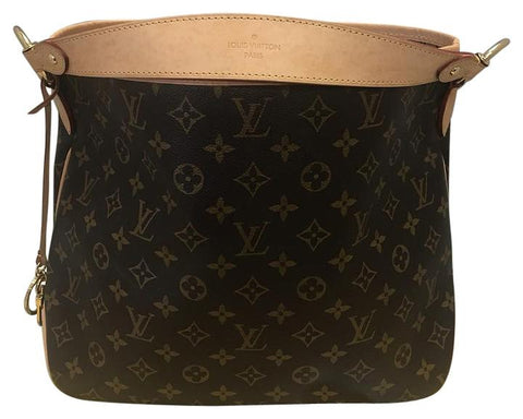Delightful Pm Monogram. Comes With Dustbag And Tags! Hobo Bag