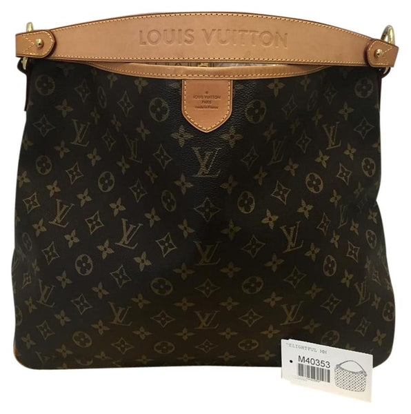 Delightful Mm Monogram. Comes With Dustbag And Tags Hobo Bag