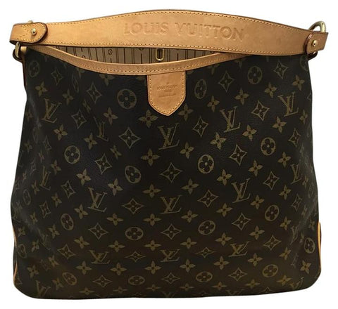 Delightful Mm Monogram With Dustbag Hobo Bag
