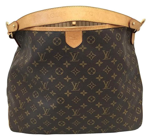 Delightful Mm Monogram Hobo Bag