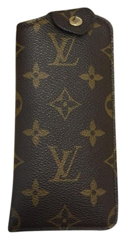 Louis vuitton Glasses Case Pm Size Rare Discontinued