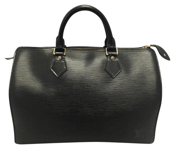 Speedy 30 Epi Black Noir. Satchel