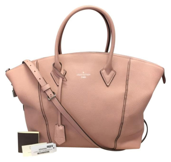 Lockit Mm Magnolia Pink. Fantastic Condition. In Box With Dustbag Tags And Care Booklet. Date Code Ar4144 Satchel