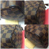 Speedy 25 Damier Ebene. Comes With Dustbag Lock Keys And Base Shaper. Date Code Sd4132 Satchel