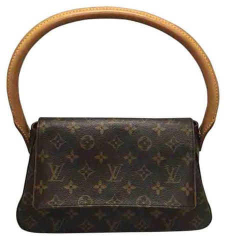 Mini Looping Monogram. Satchel