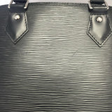 Alma Mm Epi Noir Black. Discontinued Size! Satchel