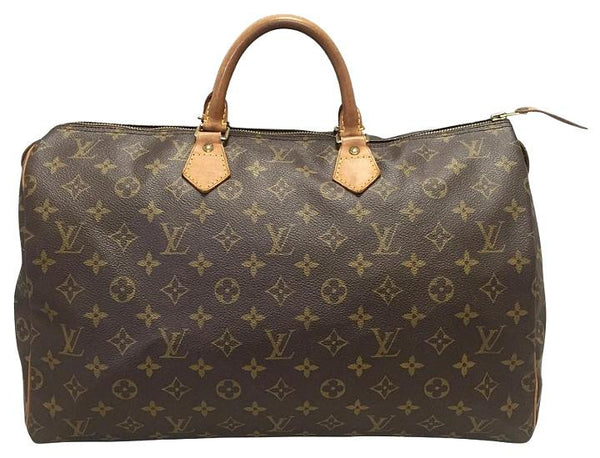 Speedy 40 Monogram. Satchel