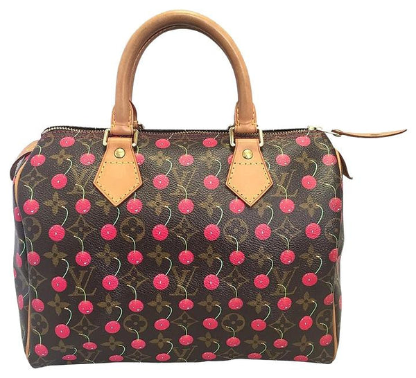 Speedy 25 Cherry. Satchel