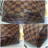 Neverfull Mm Damier Ebene With Dustbag. Date Code Gi1135 Tote Bag