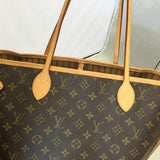Neverfull Mm Monogram. Comes With Dustbag. Tote Bag