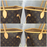 Neverfull Gm Monogram With Dustbag Tote Bag