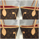 Neverfull Mm Monogram Cherry. Comes With Dustbag And Tags Tote Bag
