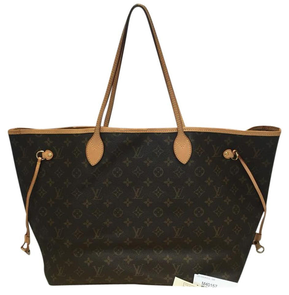 Neverfull Gm Monogram. Comes With Dustbag And Tags Tote Bag