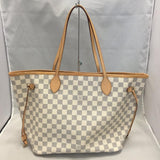 Neverfull Mm Damier Azur Tote Bag