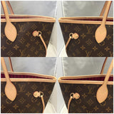Neverfull Mm Monogram Pivoine. Near New With Dustbag. - Date Code Ca0165 Tote Bag