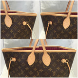 Neverfull Mm Monogram Pivoine. Like New With Dustbag. - Date Code Ar3105 Tote Bag