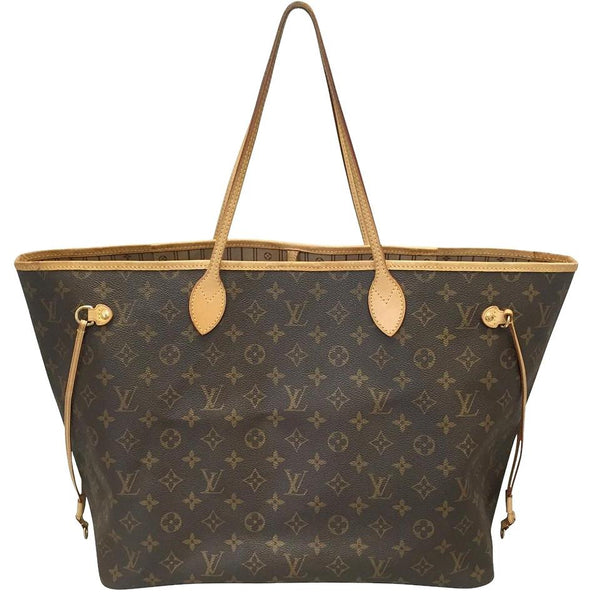 Neverfull Gm Monogram Tote Bag