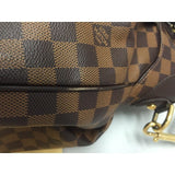 Trevi Gm Damier Ebene With Dustbag Tote Bag
